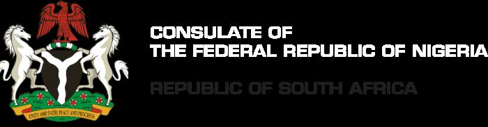 The General Consulate of Nigeria Johannesburg