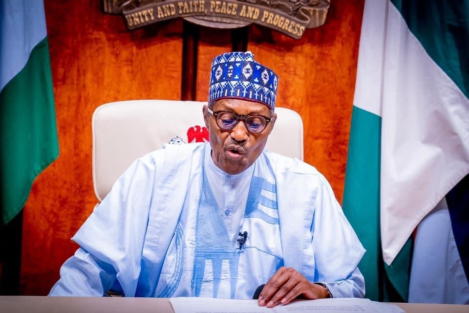 H.E. President Muhammadu Buhari's Democracy Day Speech